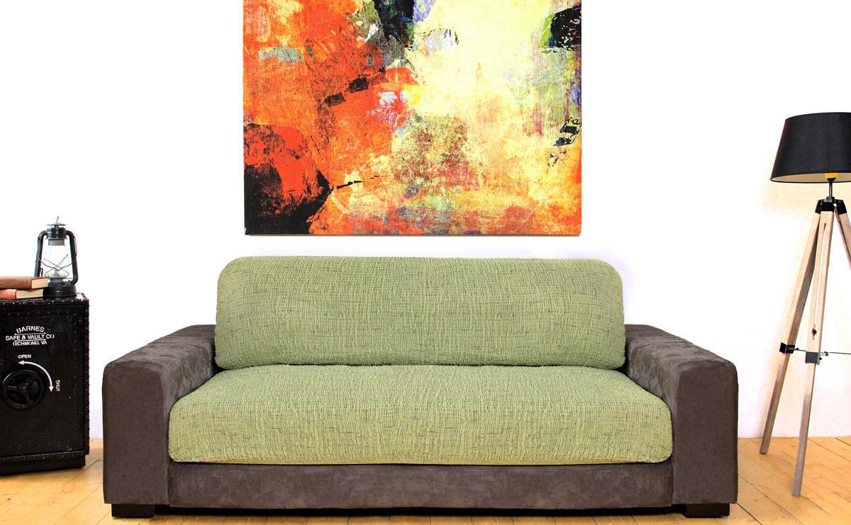 Чехол на подушки 3-местного дивана Еврочехол