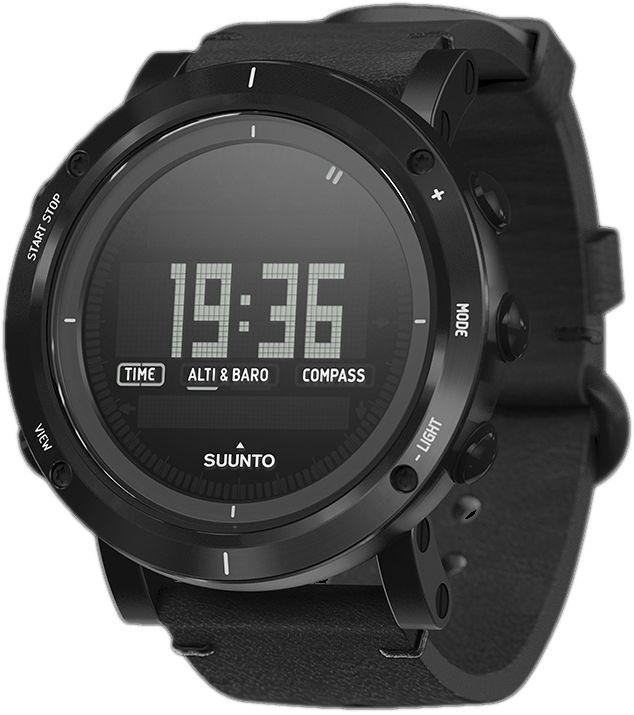 """Часы спортивные Suunto """"Essential"""", цвет: черный"""