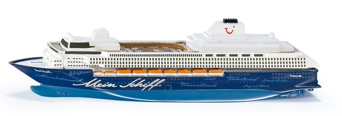 Siku Круизный лайнер Mein Schiff 1 - Транспорт, машинки