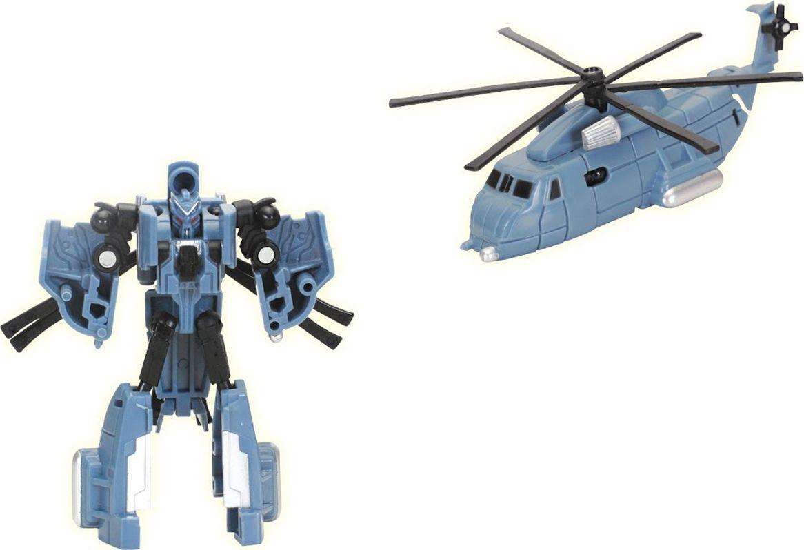 Город игр Робот-трансформер Вертолет S