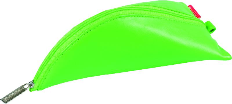 Brunnen Пенал на молнии цвет зеленый 19 х 10 см49108-52\BCDПенал Brunnen станет не только практичным, но и стильным школьным аксессуаром.Пенал выполнен из мягкого кожзаменителя и закрывается на застежку-молнию. Пенал имеет интересную треугольную форму и оснащен одним основным отделением, предназначенным для ручек, карандашей и прочих канцелярских принадлежностей. Такой пенал станет незаменимым помощником для школьника, с ним ручки и карандаши всегда будут под рукой и больше не потеряются.