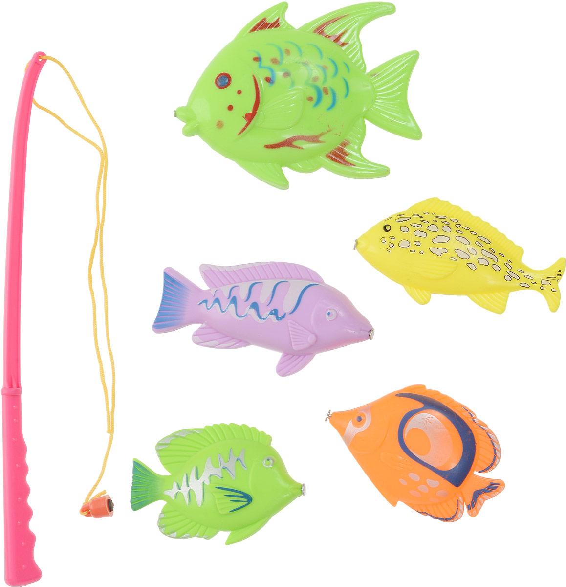 ABtoys Игровой набор Рыбалка