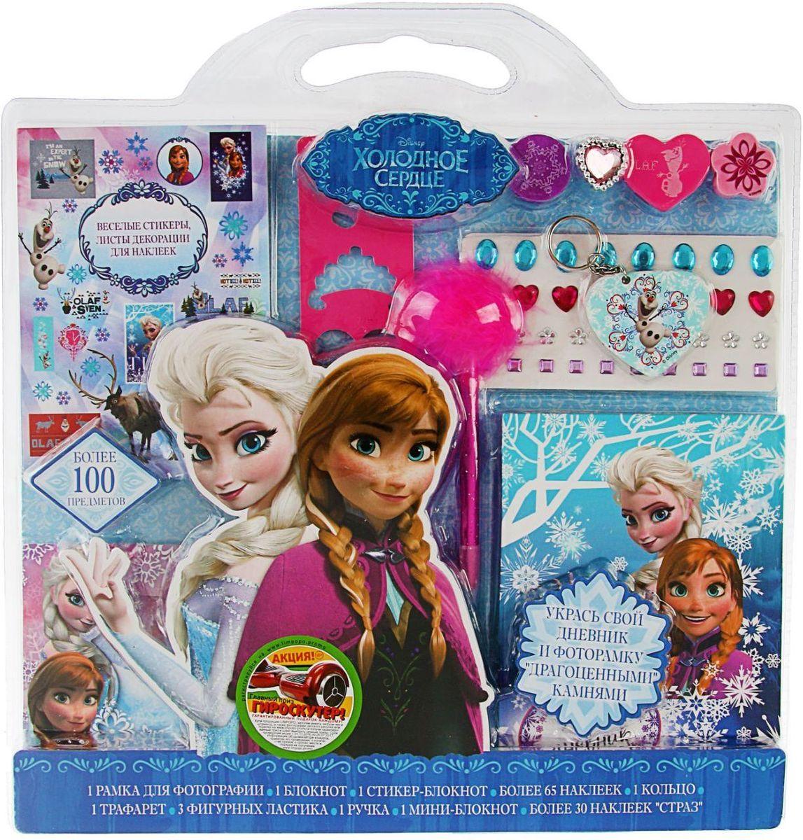 Disney Набор для творчества Frozen более 100 предметов -  Наборы письменных принадлежностей