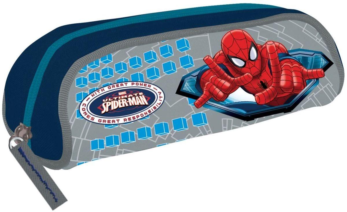 Marvel Пенал Spider-Man72523WDЯркий и весёлый пенал поможет вашему непоседе сохранять порядок у себя в рюкзаке и на письменном столе. С таким аксессуаром ваш юный школьник станет главным модником в классе!