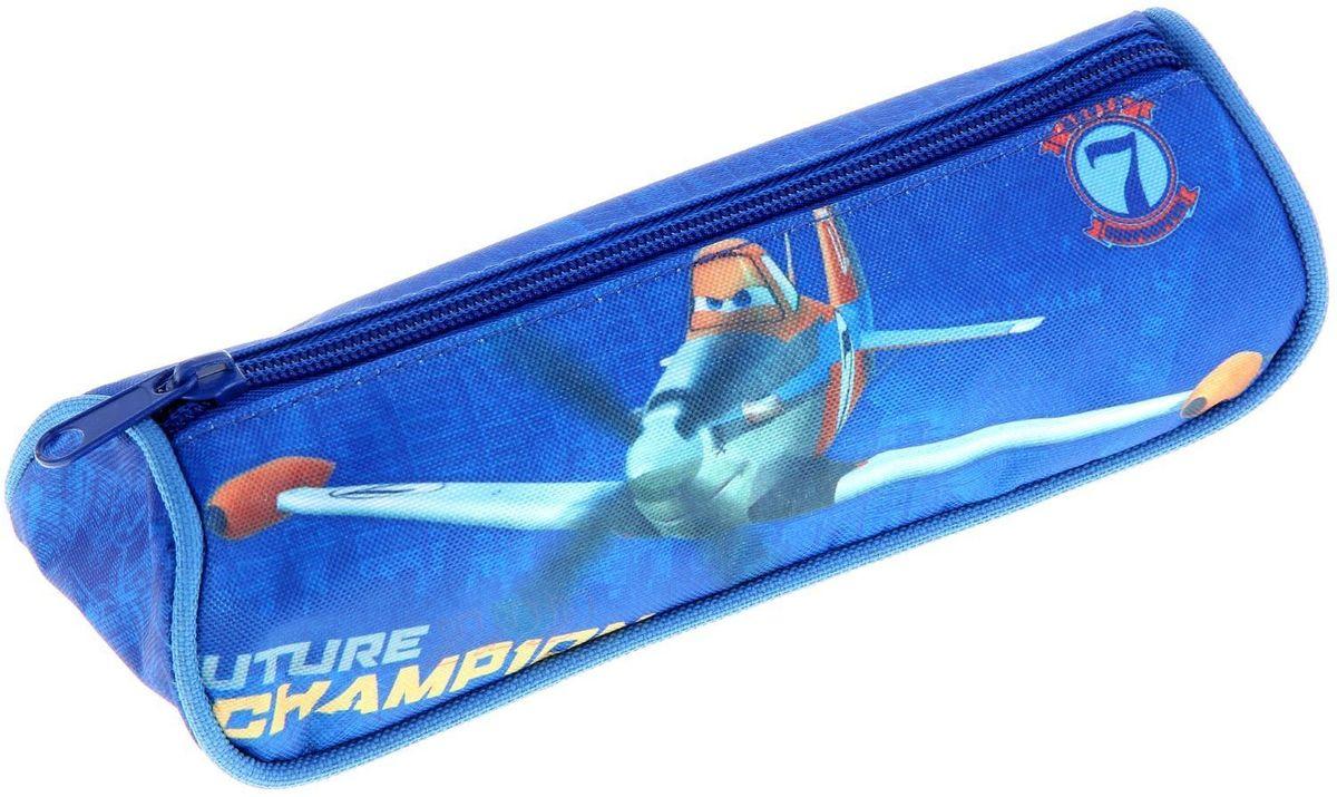 Disney Пенал Самолеты72523WDЯркий и весёлый пенал поможет вашему непоседе сохранять порядок у себя в рюкзаке и на письменном столе. С таким аксессуаром ваш юный школьник станет главным модником в классе!