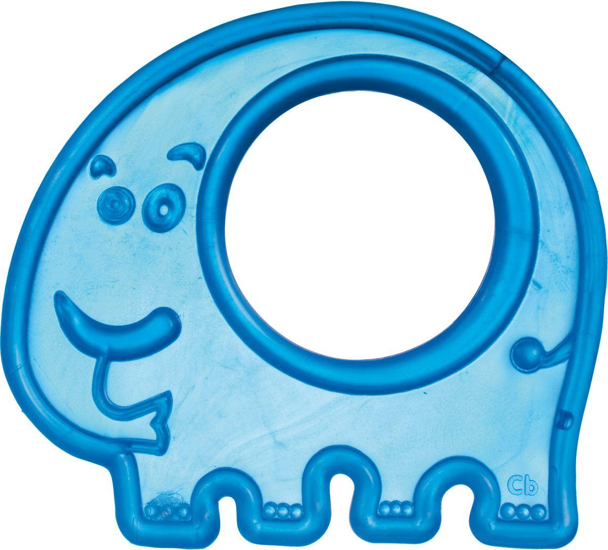Canpol Babies Прорезыватель Слоник цвет голубой