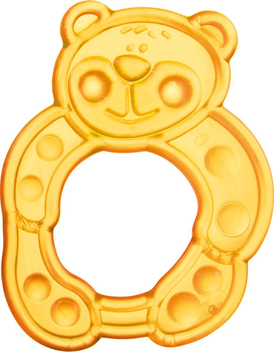 Canpol Babies Прорезыватель Мишка цвет желтый