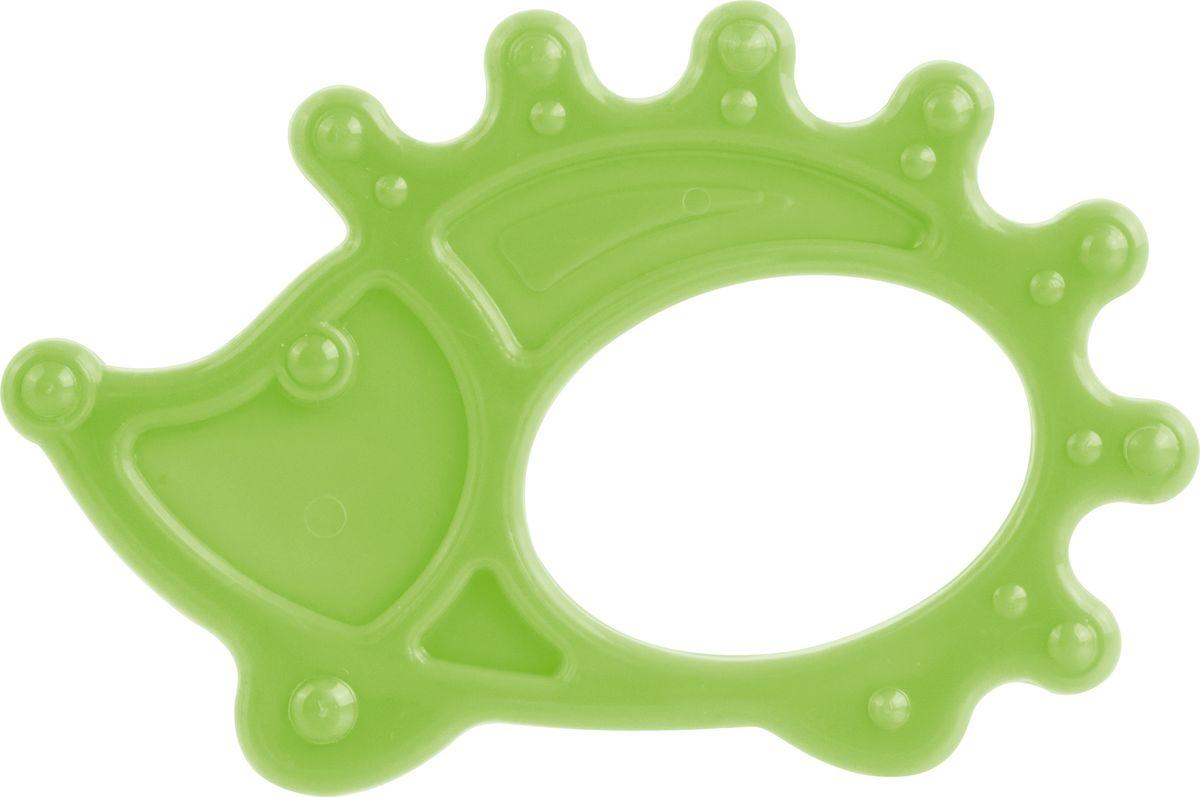 Canpol Babies Прорезыватель Ежик цвет зеленый