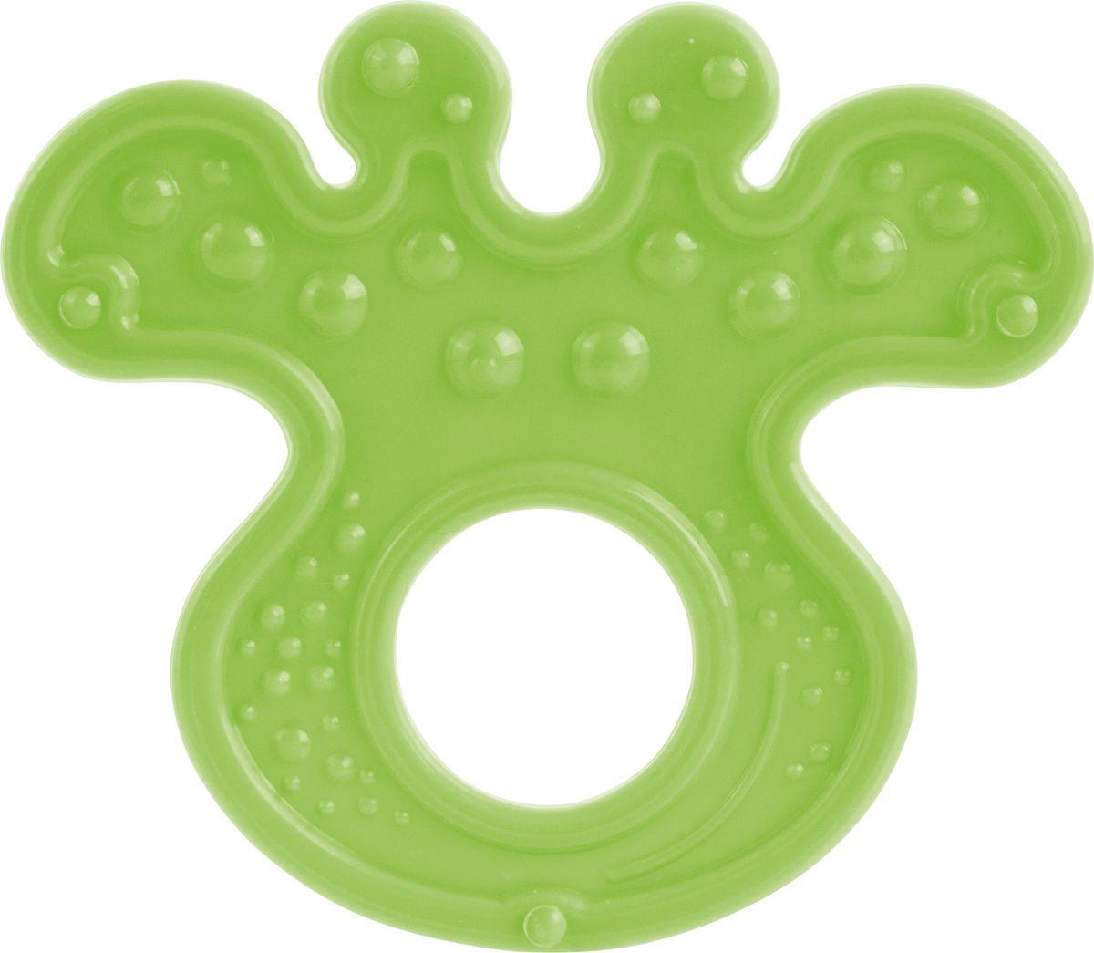 Canpol Babies Прорезыватель Растение цвет зеленый