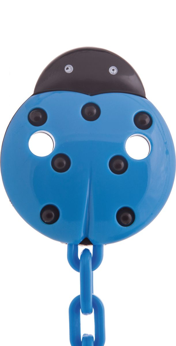 Canpol Babies Клипса-держатель для пустышки цвет синий