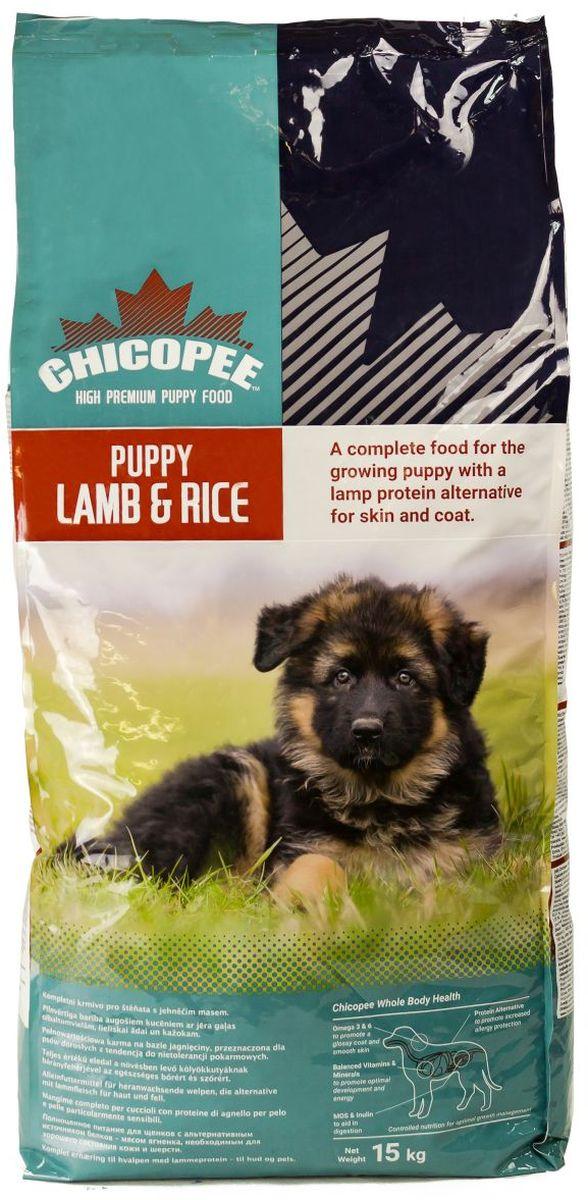 Корм сухой Chicopee для щенков, гипоаллергенный, с ягненком и рисом, 15 кг590815Для полноценного рациона молодой собаки, склонной к аллергии и повышенной чувствительности кожи, компания Chicopee разработала корм с ягненком и рисом, предназначенный для щенков всех пород. Такие питомцы нуждаются в питании, полностью лишенном аллергенов - веществ, которые при попадании в организм питомца вызывают аллергические реакции и высыпания на коже.Корм Chicopee для щенков с ягненком и рисом обеспечивает здоровье питомца и устранение неприятных симптомов аллергии за счет присутствия в своем составе следующих ингредиентов:- Мука из мяса ягненка - полноценная, калорийная основа, обладающая очень низким аллергенным потенциалом, но высоким содержанием легкоусваиваемого белка, жирных кислот, а также минералов: цинка, железа и селена.- Рис - источник углеводов и растительных белков, который совершенно не содержит глютена - аминокислоты, чаще всего вызывающей аллергию у собаки. При этом рис содержит большое количество аминокислот, позволяющих прекрасно усваивать белок.- Порошок цикория (источник инулина 0,10%) участвует в формировании кишечной микрофлоры щенка, экстракт дрожжей (содержание маннановых олигосахаридов 0,10%) обеспечивает функционирование пищеварительного тракта и всасываемость питательных веществ, что крайне важно во время роста молодого организма.- Жир домашней птицы, содержащей необходимые полиненасыщенные жирные кислоты, обеспечивает формирование шерстного покрова, рост блестящих и шелковистых волос, устойчивых к любым воздействиям внешней среды.Ингредиенты: мука из мяса ягненка (минимум 15,1%), pис (минимум 15,1%), кукуруза, пшеница, мясо домашней птицы, жир домашней птицы, кукурузный глютен, свекловичный жом, дробленая пшеница, гидролизат белка, сухие дрожжи, xлористый калий, поваренная соль, корень цикория (инулин 0,10%), дрожжевой экстракт (МОS 0,10%).Добавки на 1 кг: витамин A 18,000 ME, витамин D3 1,450 ME, витамин E 180 мг, медь (сульфат меди, пентагидрат) 11 мг,