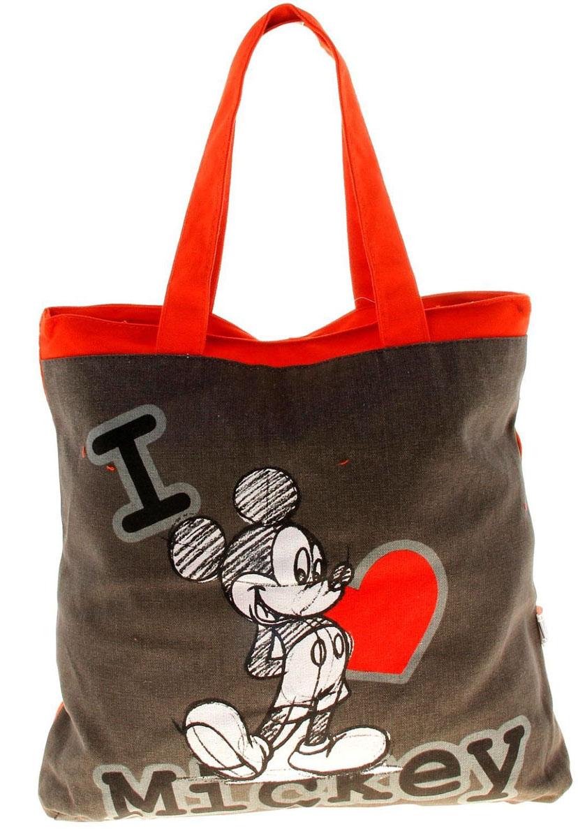 Disney Сумка детская Mickey Mouse72523WDМаленькие, казалось бы, незначительные элементы зачастую завершают, дополняют образ, подчёркивают статус, стиль и вкус своего обладателя. Сумка молодежная - это вещь достойного качества, которая может стать прекрасным подарком по любому поводу.