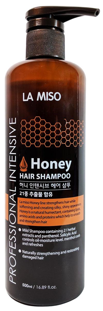 La Miso Шампунь для волос Professional, 500 млЧ9312Специальная формула на основе 21 растительного экстракта и цветочной воды лаванды и кипариса обеспечивает бережный уход как за волосами, так и за кожей головы. Салициловая кислота в составе средства регулирует водно-жировой баланс, а ментол приятно освежает и тонизирует кожу головы. Шампунь бережно очищает, обладает успокаивающим действием и придает силу ослабленным, поврежденным волосам.