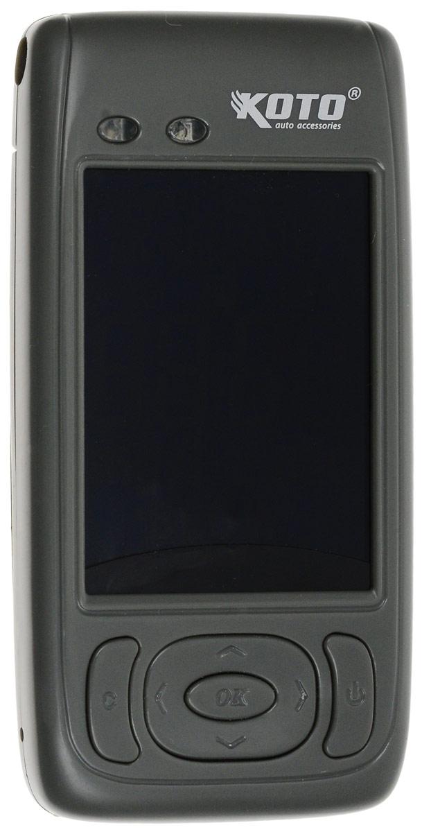 Алкотестер Koto, цифровой. BAT00815115895Алкотестер Koto - анализатор паров алкоголя в выдыхаемом воздухе. Прибор пересчитывает полученные данные на концентрацию алкоголя в крови и выдает результат на жидкокристаллический дисплей с двухцветной подсветкой. Алкотестер содержит память на 6 измерений.Автоопределение продолжительности выдоха.Li-lon - аккумулятор.Автоматическое отключение через 2 минуты.Встроенные часы.Встроенный термометр.Длительность теста 7 секунд. К алкотестеру прилагаются: 2 мундштука, аккумулятор, шнурок, USB провод для зарядки и инструкция по применению на русском языке.Характеристики:Материал: пластик, металл. Размер алкотестера: 10,5 см х 5 см х 1,5 см. Шкала измерений: 0,0-3,0% ВАС. Размер упаковки: 17,5 см х 11,5 см х 3,5 см. Производитель: Китай. Артикул: BAT008.