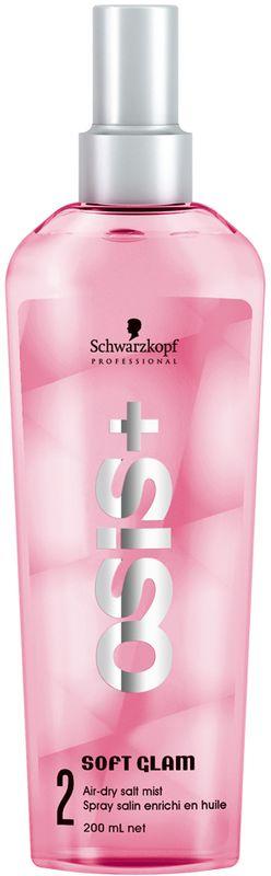 OSiS Soft Glam Спрей-масло Свежесть ветра, 200 млFS-00897Спрей-масло для волос Свежесть ветра, сочетает морскую соль и кокосовое масло для создания грубой пляжной текстуры. Подвижная укладка. Кристальный блеск. Защищает волосы от УФ-излучения.