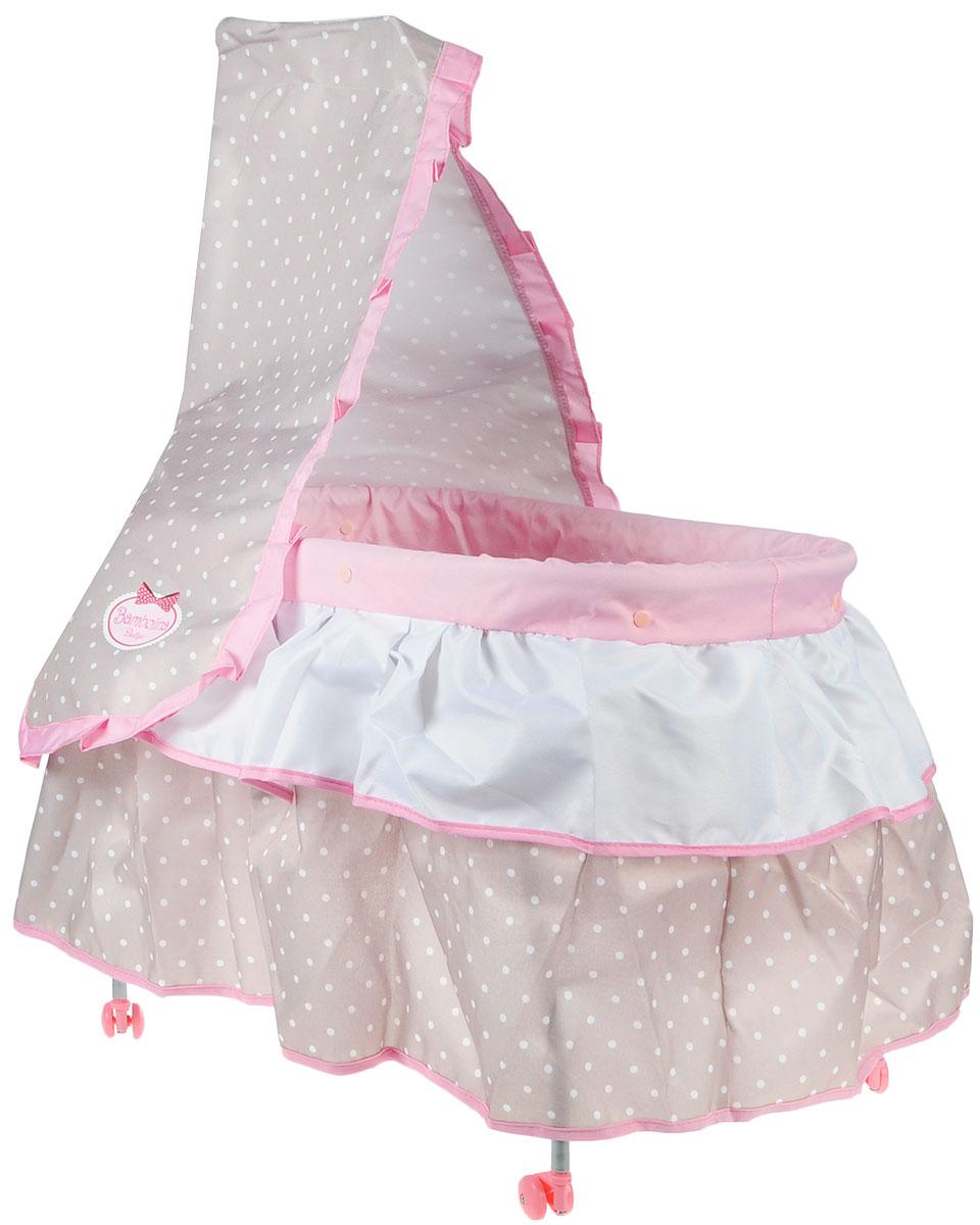 Bambolina Мебель для кукол Кровать