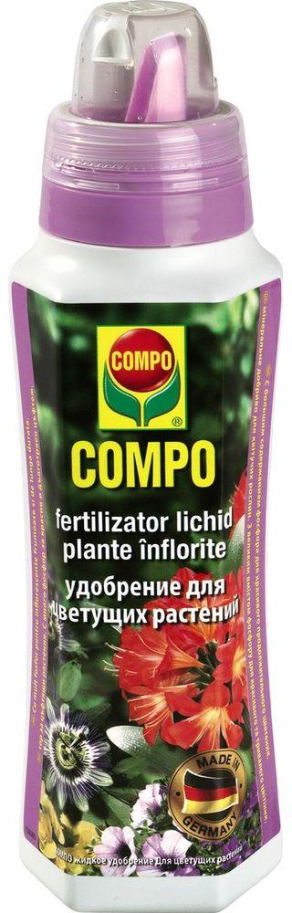 Удобрение Compo Sana, для цветущих растений, 500 мл1452912066