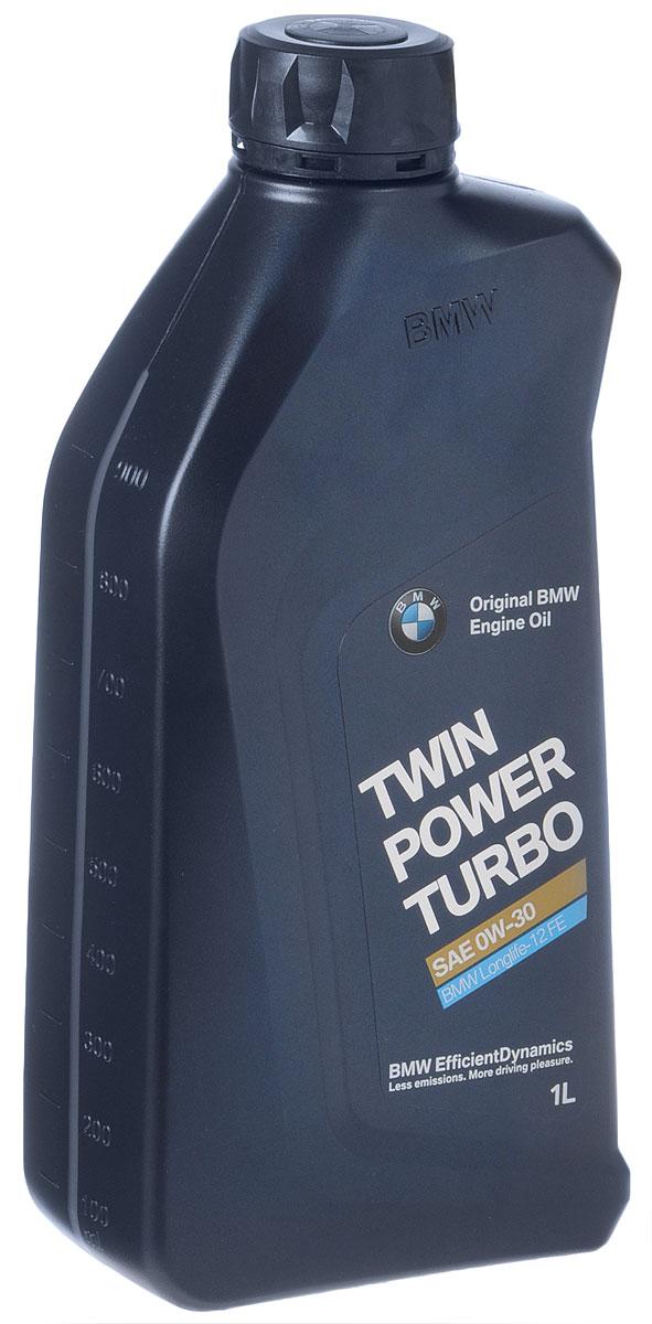 Масло моторное BMW Twinpower Turbo Oil Longlife-12 FE+, синтетическое, класс вязкости 0W-30, 1 лS03301004Моторное масло BMW Twinpower Turbo Oil Longlife-12 FE+ - полностью синтетическое моторное масло, произведенное на основе технологии газожидкостной конверсии GTL. Оригинальное моторное масло BMW Twinpower Turbo Oil Longlife-12 FE+ специально разработано, произведено и испытано для того, чтобы полностью раскрыть потенциал двигателей BMW, обеспечивая их более высокие эксплуатационные характеристики и защиту. По сравнению со стандартными продуктами моторное масло BMW Twinpower Turbo Oil Longlife-12 FE+ обеспечивает улучшенную топливную экономичность, что в полной мере позволяет двигателям BMW реализовывать возможности технологий EfficientDynamics.Преимущества:– Доказанная экономия топлива бензиновыми двигателями согласно параметрам нового европейского ездового цикла NEDC составляет минимум на 1,0% выше по сравнению с продуктами BMW Longlife-01.– Стабильность рабочих характеристик в широком диапазоне рабочих температур и нагрузок двигателя, даже в экстремальных условиях эксплуатации.– Более легкий холодный пуск при отрицательных температурах.– Запатентованная технология активного очищения защищает от образования отложений и коррозии, таким образом продлевая срок службы двигателей.– Высокий уровень защиты от износа.Применение: Применять строго в соответствии с руководством по эксплуатации вашего автомобиля! Для бензиновых двигателей с 2002 года выпуска. В настоящее время это: N1x, N2x, N4x, N54, N55, N63, N74 и другие.Товар сертифицирован.