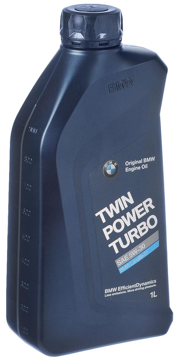 Масло моторное BMW TwinPower Turbo Longlife-01, синтетическое, класс вязкости 5W-30, 1 лS03301004Моторное масло BMW TwinPower Turbo Longlife-01 создано на основе технологии GTL. Благодаря этому обеспечивается защита двигателя на уровне, превосходящем отраслевые стандарты. Это моторное масло поддерживает оптимальную чистоту двигателей BMW и позволяет полностью использовать их потенциал. В сравнении с обычными моторными маслами оно характеризуется улучшенными вязкостно-температурными показателями, обеспечивая высокую топливную экономичность. Новое оригинальное моторное масло BMW позволяет использовать весь потенциал двигателей BMW. Это моторное масло прошло всесторонние испытания и допущено к применению концерном BMW как всесезонное.Преимущества: – Стабильность рабочих характеристик в широком диапазоне рабочих температур и нагрузок двигателя. – Уверенный запуск двигателя при низких температурах. – Отличная защита от износа. – Запатентованная технология активной очистки защищает от образования отложений и коррозии, таким образом продлевая срок службы двигателей.Применение: применять строго в соответствии с руководством по эксплуатации вашего автомобиля! Для всех бензиновых двигателей BMW.Товар сертифицирован.