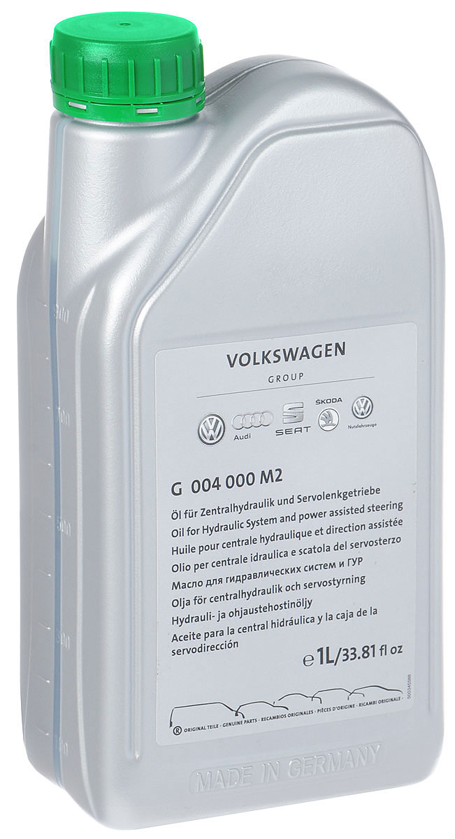 Масло гидравлическое VAG ГУР, синтетическое, 1 л148646Гидравлическое масло VAG ГУР - высококачественная жидкость для использования в рулевом управлении. Обеспечивает оптимальные рабочие характеристики рулевого управления, защиту и смазку рулевого механизма, насоса, распределителя и других деталей.Товар сертифицирован.