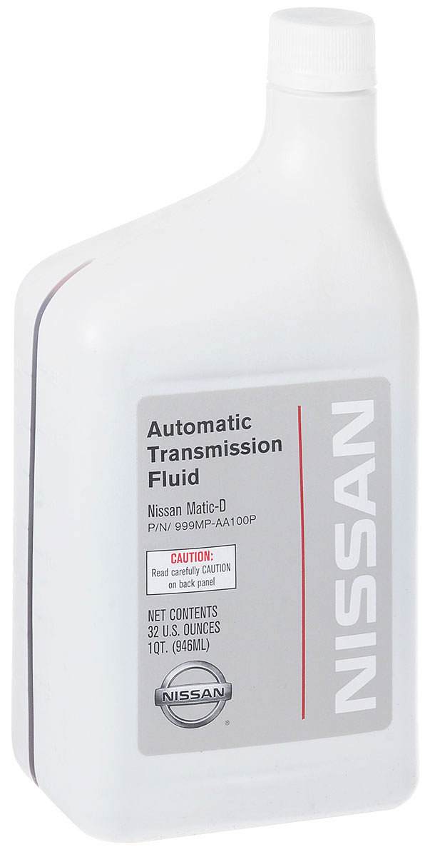 Жидкость трансмиссионная NISSAN ATF MATIC-D, синтетическое, 1 лS03301004Трансмиссионная жидкость NISSAN ATF MATIC-D - специальная жидкость для автоматической коробки передач автомобилей NISSAN. Используется в автомобилях оснащенных электронной системой автоматической коробки передач, электронной системой блокировки и полностью электронной системой автоматической коробки передач E-AT.Товар сертифицирован.