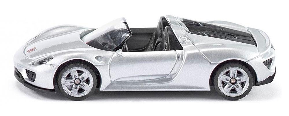 Siku Модель автомобиля Porsche 918 Spyder автомобиль hoffmann porsche 918 spyder concept 1 24 серебристый