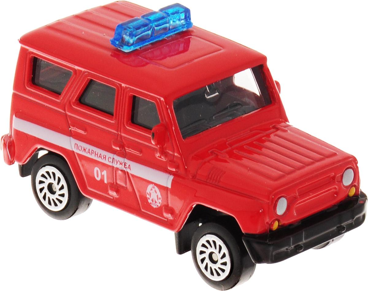 ТехноПарк Автомобиль UAZ Hunter Пожарная служба
