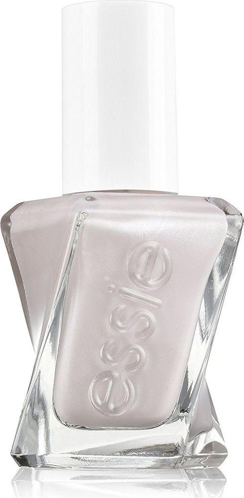 Essie Гель-кутюр лак для ногтей, оттенок 90, Идеальный крой, 13,5 млперфорационные unisex18 соблазнительных оттенков гелевого лака для ногтей: создай свой идеальный маникюр, используя верхнее покрытие Топ-коат с технологией Pro-platinum от Essie для эффекта ослепительного блеска и стойкости до 12 дней! Кисточка в форме спирали обеспечивает удобное ровное нанесение необходимого количества лака.