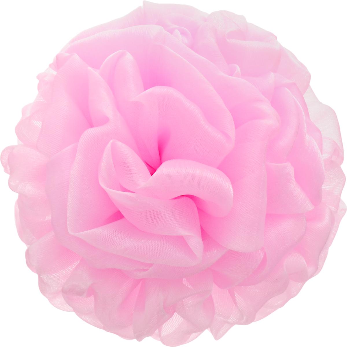 Babys Joy Бант для волос цвет розовый MN 2Серьги с подвескамиАксессуар для волос Babys Joy выполнен из мягкого текстиля в виде объемного розового банта. Бант на резинке позволит не только убрать непослушные волосы с лица, но и придать образу романтичности и очарования. Такой аксессуар для волос подчеркнет уникальность вашей маленькой модницы и станет прекрасным дополнением к ее неповторимому стилю.