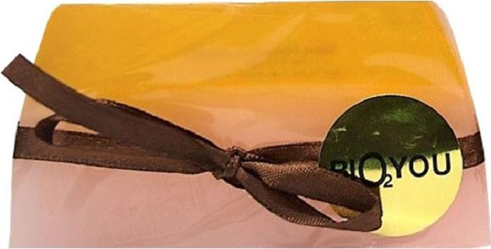 BIO2You Облепиховое мыло с янтарем и глиной, 100 г10603Содержит ромашку, кокосовое и миндальное масло, которые увлажняют и питают кожу. Глина и янтарный порошок улучшают микроциркуляцию, a облепихa восстанавливает клетки