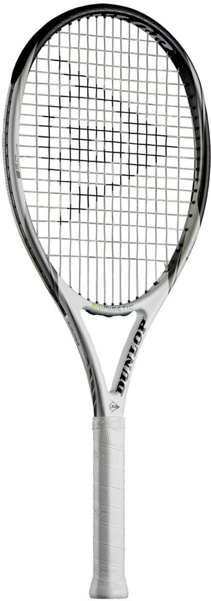 Ракетка теннисная Dunlop D TR BIOMIMETIC S6.0 LITE G2 HL. Размер 2676288Ракетка теннисная Dunlop D TR BIOMIMETIC S6.0 LITE G2 HL для продвинутых игроков. Основные характеристики: Площадь струнной поверхности: 102 кв. дюймов Вес без струн: 283 г / 9.98 унции Баланс без струн: 325 мм Длина: 27 дюймов Струнная формула: 16x19 Ширина обода: 22-25-25 мм Жесткость RA: 70 Усилие натяжения струны: 52-62 фунта / 23-28 кг Материал: Premium Graphite /Biofibre Мощность: 7.5 Контроль: 6.5.