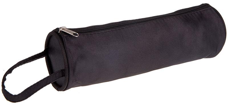 ArtSpace Пенал-тубус Black цвет черный72523WDУдобный школьный пенал для хранения письменных и чертежных принадлежностей. Имеет одно отделение на молнии