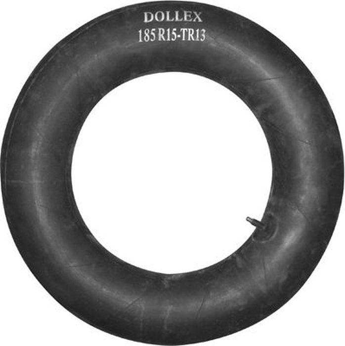 Камера для колеса DolleX, R15х185 TR-13185R15-TR13Автомобильная камера R15 подходит на автомобили семейства ГАЗ, Ford, Toyota, Nissan, Hyundai и т.д. Типоразмеры шин, на которые подходит данная камера, имеют следующие обозначения: 195/65R15, 205/65R15, 205/70R15, 205/75R15.