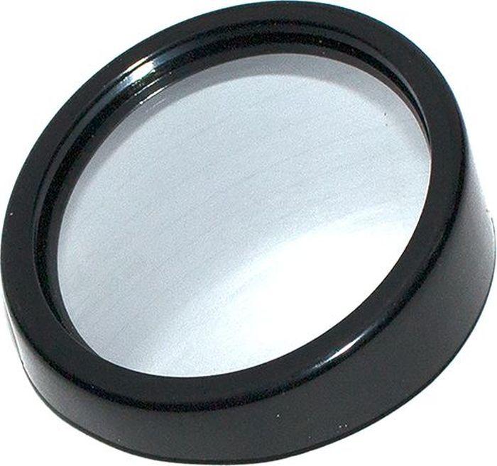 Зеркало мертвой зоны DolleX, на липучке, круглое, цвет: черный, 50 ммА431D=50 мм Комплект: 1 шт. +двухсторонняя липкая лента.Цвет: черный.Устанавливается на боковое зеркало или зеркало заднего вида. Подвижное основание зеркала позволяет эффективно контролировать мертвые зоны. Способ крепления: двухсторонняя липкая лента.
