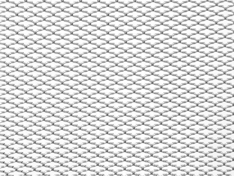 Решетка радиатора декоративная DolleX Сомбреро, 100 х 40 см, ячейки 15 х 6,5 мм, цвет: хромDKS-004Облицовка радиатора (металлическая сетка декоративная) эффективно защищает элементы моторного отсека, радиатор системы охлаждения и кондиционирования автомобиля от камней, грязи и насекомых. Долговечная и легкомонтируемая. Придает индивидуальность автомобилю. Цвет: хром Размер сетки: 100 х 40 см Размер ячейки: 15мм х 6,5мм