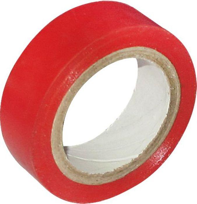 Лента изоляционная DolleX, 19 мм х 9,10 м , цвет: красныйCA-3505Толщина: 0,13 мм. Ширина: 19 мм. Длина: 9,1 м. Материал: полихлорвинил Обладает высокими клейкими свойствами