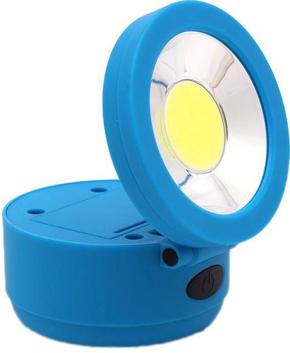Фонарь инспекционный DolleX, 1хCOB (2W), магнит, крючокПУ-1_черный/серебристый- Супер яркий светодиод 2 W выполнен по технологии COB(Chip-On-Board) обеспечивает широкий и яркий луч света. - Крюк для повеса - Магнитный держатель - Регулируемый угол подвеса - Светодиод по технологии COB - Цветовая температура 7800К - Световой поток 150 люмен - Компактный размер 80х80х55мм - Корпус из ударопрочного ABS пластика - Питание: 3 батареи ААА в комплекте