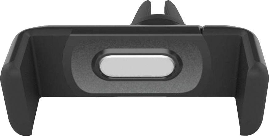 Держатель автомобильный AM, для телефона, на дефлектор, разворот на 360°, цвет: черныйAGR-35Узкий, раздвижной. Мягкие вставки. Захват от 6 до 9 см. Разворот на 360 градусов. Крепление на решетку вентиляции.