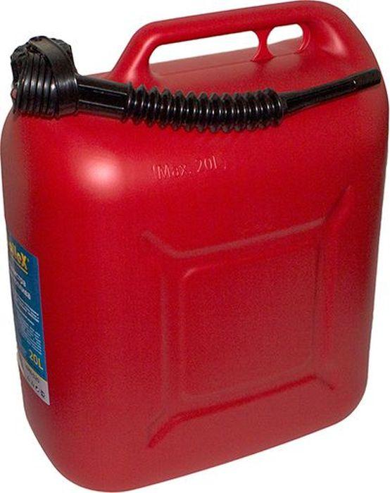 Канистра для топлива DolleX, с носиком, 20 л145-103Предназначена для хранения и перевозки ГСМ. Разрешается хранить и транспортировать дизельное топливо, бензин и прочие технические жидкости. В комплект входит гибкий шланг для удобной заправки. Сертифицирована в соответствии с законом о пожарной безопасности РФ.Характеристики: Объем 20 л.; Материал ПЭНД