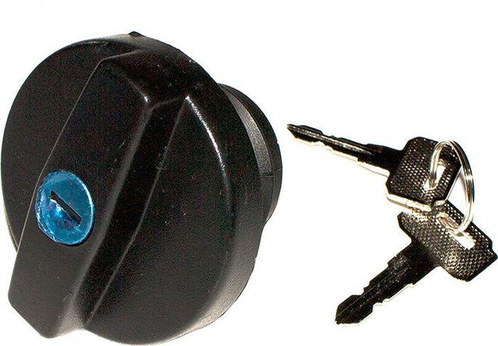 Пробка бензобака DolleX, для ВАЗ-2108-2115, с ключомА439Пробка бензобака защищает ваш автомобиль от противоправных действий. Подбирайте пробки согласно применяемости для вашего автомобиля. В комплекте 2 ключа, металлическая личинка.