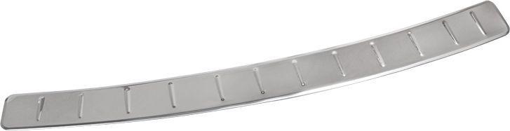 Накладка бампера декоративная DolleX, для KIA Sorento (2009-2013)А-521Придают автомобилю стильный и неповторимый вид, эффективно защищает бампер от повреждения лакокрасочного покрытия.Отличительные особенности:- Полированная нержавеющая сталь;- Толщина стали 0,5 мм.;- Стильный внешний вид;- Легкая и быстрая установка;- Крепление лента липкая двухсторонняя.