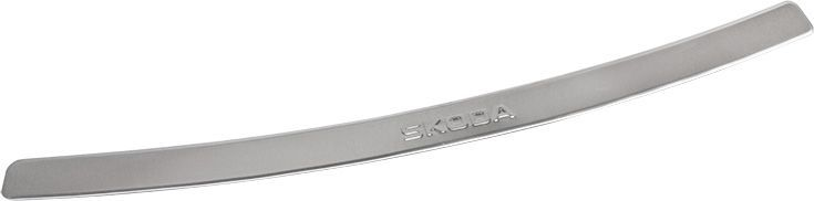 Накладка бампера декоративная DolleX, для SKODA Yeti (2009-2013)Ветерок 2ГФПридают автомобилю стильный и неповторимый вид, эффективно защищает бампер от повреждения лакокрасочного покрытия.Отличительные особенности:- Полированная нержавеющая сталь;- Толщина стали 0,5 мм.;- Стильный внешний вид;- Легкая и быстрая установка;- Крепление лента липкая двухсторонняя.