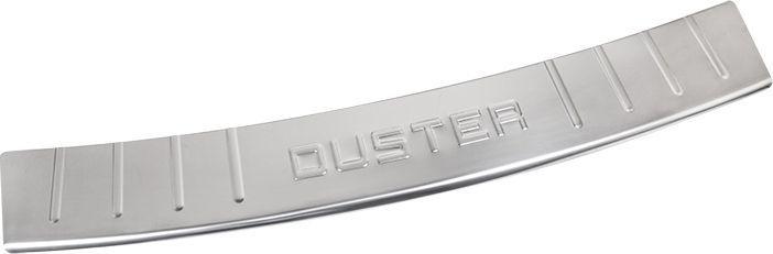Накладка бампера декоративная DolleX, для RENAULT Duster (2011-2013)NSP-001Придают автомобилю стильный и неповторимый вид, эффективно защищает бампер от повреждения лакокрасочного покрытия.Отличительные особенности:- Полированная нержавеющая сталь;- Толщина стали 0,5 мм.;- Стильный внешний вид;- Легкая и быстрая установка;- Крепление лента липкая двухсторонняя.