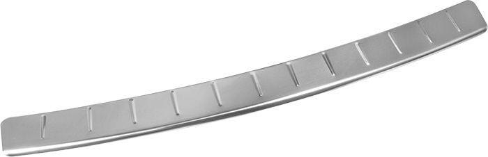 Накладка бампера декоративная DolleX, для SSANGYONG Actyon (2011-2013), Kyron (2009-2014)Ветерок 2ГФПридают автомобилю стильный и неповторимый вид, эффективно защищает бампер от повреждения лакокрасочного покрытия.Отличительные особенности:- Полированная нержавеющая сталь;- Толщина стали 0,5 мм.;- Стильный внешний вид;- Легкая и быстрая установка;- Крепление лента липкая двухсторонняя.
