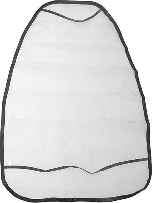 Накидка защитная на спинку переднего сидения DolleX, 61х46 смNB.S.2805.1Защищает обивку передних сидений от загрязнений;Универсальная, подходит на все типы сидений;Легко поддается чистке;Не впитывает влагу;Простая и быстрая установка.Материал: тентовая ткань ПВХРазмер 61х46 см.