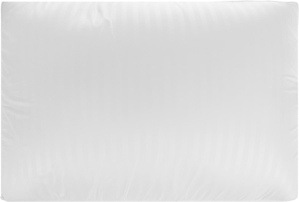 Подушка ортопедическая MagicSleep Мелоди Макс, с эффектом памяти, цвет: белый, 40 х 60 х 14 смWUB 5647 weisПодушка MagicSleep Мелоди Макс классической формы выполнена из вязкоэластичной пены с памятью формы.Наполнитель подушки - микс из элементов вязкоэластичной пены разной формы и размера. Благодаря этому, подушка, с одной стороны, обрела пышность перьевой подушки и выраженные дышащие свойства, с другой - способность к самовосстановлению формы.Благодаря своей способности запоминать форму, вязкоэластичная пена является прекрасным решением для изготовления подушек. Плавно поддерживая голову и позвоночник в шейном отделе, она одновременно дарит ощущение невесомости и деликатно снимает давление в этой области.Покрытие подушки из микрофибры (100% полиэстер). Эта мягкая и шелковистая ткань представляет собой прочный, воздухопроницаемый (дышащий), гипоаллергенный материал. Микрофибра хорошо сохраняет форму, обладает высокой гигроскопичностью, создает комфортный микроклимат для спящего человека.Отдыхая на подушке MagicSleep Мелоди Макс вы мгновенно расслабляетесь и просыпаетесь утром свежим и бодрым.