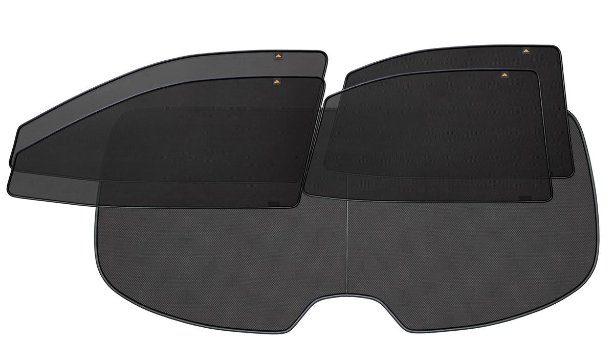 Набор автомобильных экранов Trokot для Nissan March 3 (K12) (2002-2010) правый руль, 5 предметов. TR1000-11TR0995-08Каркасные автошторки точно повторяют геометрию окна автомобиля и защищают от попадания пыли и насекомых в салон при движении или стоянке с опущенными стеклами, скрывают салон автомобиля от посторонних взглядов, а так же защищают его от перегрева и выгорания в жаркую погоду, в свою очередь снижается необходимость постоянного использования кондиционера, что снижает расход топлива. Конструкция из прочного стального каркаса с прорезиненным покрытием и плотно натянутой сеткой (полиэстер), которые изготавливаются индивидуально под ваш автомобиль. Крепятся на специальных магнитах и снимаются/устанавливаются за 1 секунду. Автошторки не выгорают на солнце и не подвержены деформации при сильных перепадах температуры. Гарантия на продукцию составляет 3 года!!!