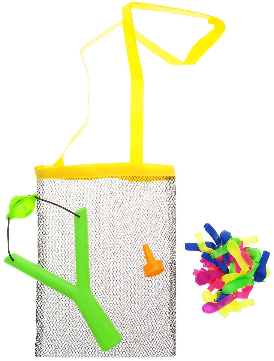 YG Sport Игровой набор Водяные бомбочки с рогаткой