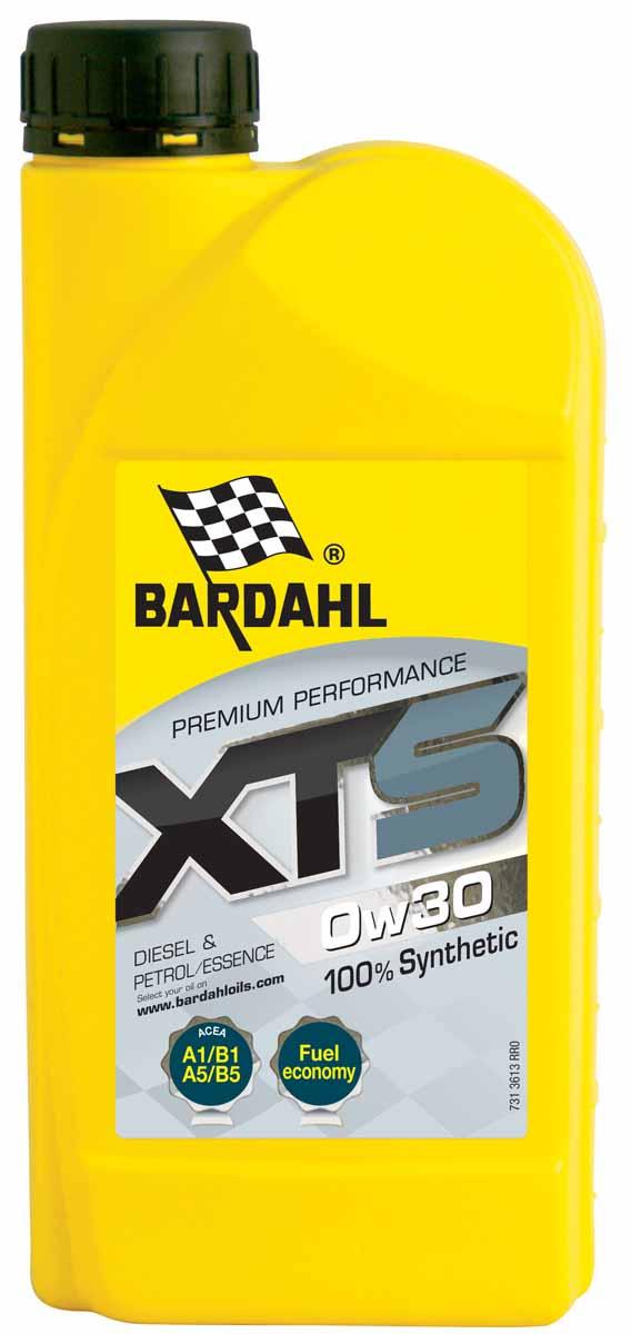 Масло моторное Bardahl XTS, синтетическое, 0W-30, 1 л08880-10706100% синтетическое моторное масло изготовлено с применением последних технологий уменьшающих трение. Масло обладает большой моющей способностью и уменьшает расход топлива. Bardahl XTS 0W40 обладает высокой устойчивостью к сдвигу. Оно подходит для бензиновых и дизельных двигателей большой мощности а также, с прямым впрыском и турбонаддувом или без него. ACEA A3/B4 API SM/CF OEM BMW LL-01, MB 229.3, Porsche A40,VW 502.00/505.00, RN0700/0710