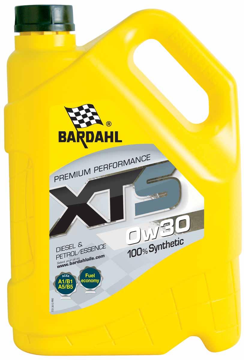 Масло моторное Bardahl XTS, синтетическое, 0W-30, 5 лKE9009-0042100% синтетическое моторное масло изготовлено с применением последних технологий уменьшающих трение. Масло обладает большой моющей способностью и уменьшает расход топлива. Bardahl XTS 0W40 обладает высокой устойчивостью к сдвигу. Оно подходит для бензиновых и дизельных двигателей большой мощности а также, с прямым впрыском и турбонаддувом или без него. ACEA A3/B4 API SM/CF OEM BMW LL-01, MB 229.3, Porsche A40,VW 502.00/505.00, RN0700/0710